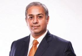 Sanjay Dutt, CEO India Operations & Private Funds, Ascendas-Singbridge